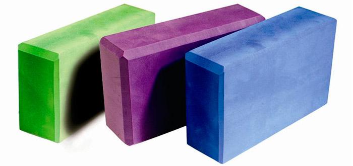 Alivia tensiones con el block deyoga