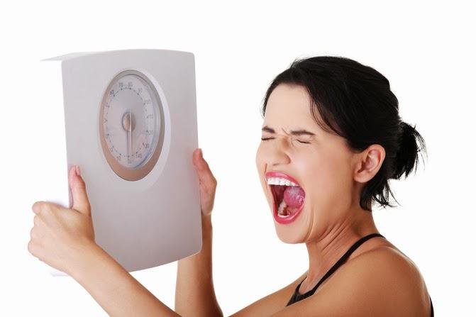 ¿Porque variamos de peso tanto de un dia paraotro?