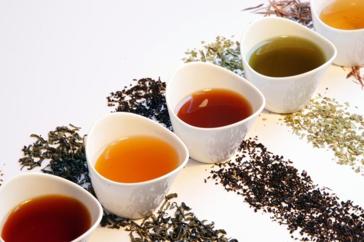 Los 4 tés perfectos para unadieta