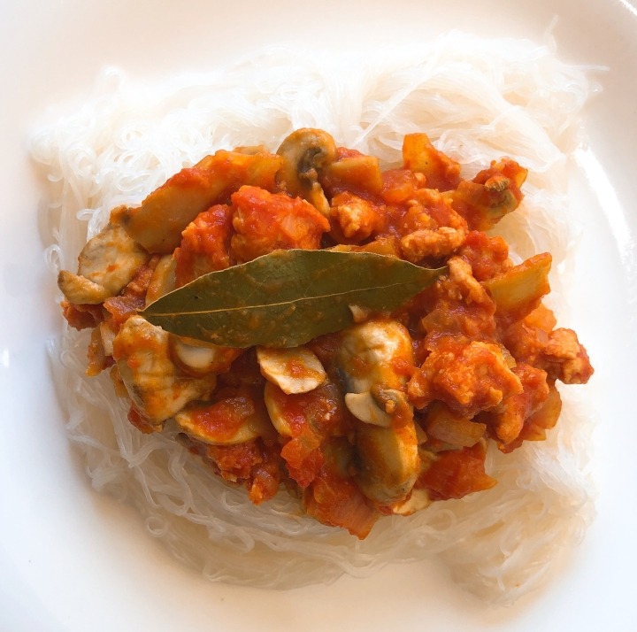Fideos asiáticos Vermicelli (desoja)