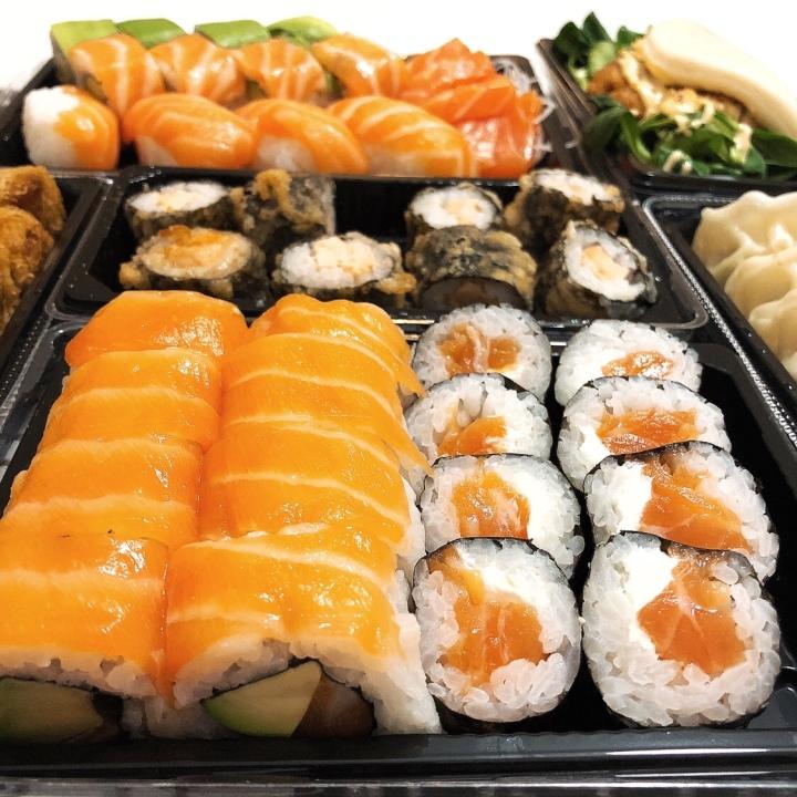 Sushi y Fitness, lo que debessaber.