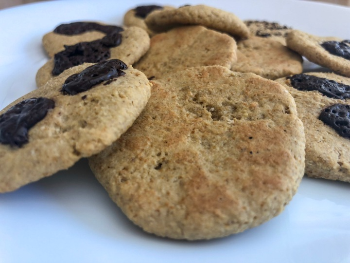Cookies Fitness 🍪 en 1 minuto⏱