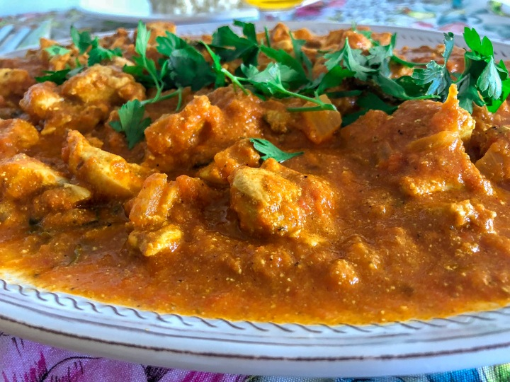 POLLO TIKKA MASALA FIT