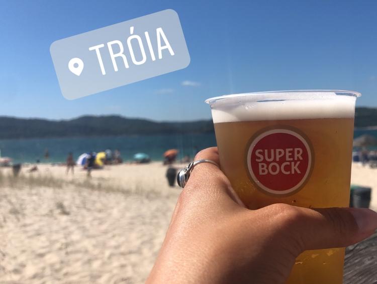Snack bar Isla de Troia