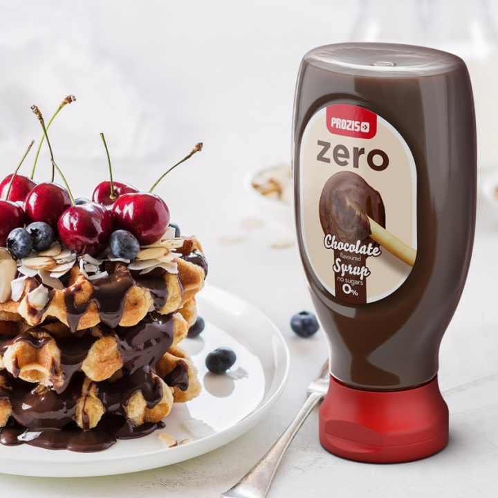 Chocolate Syrup Zero